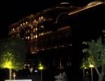 palace by night
