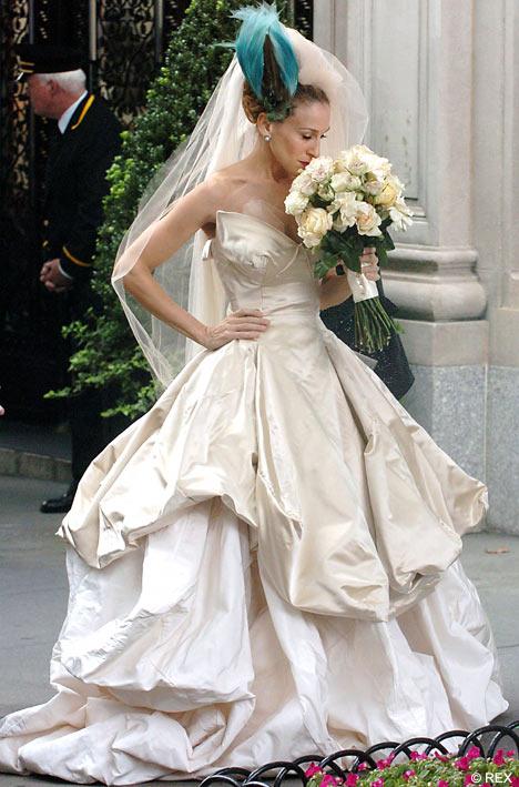Sex in the city wedding dress pics 611